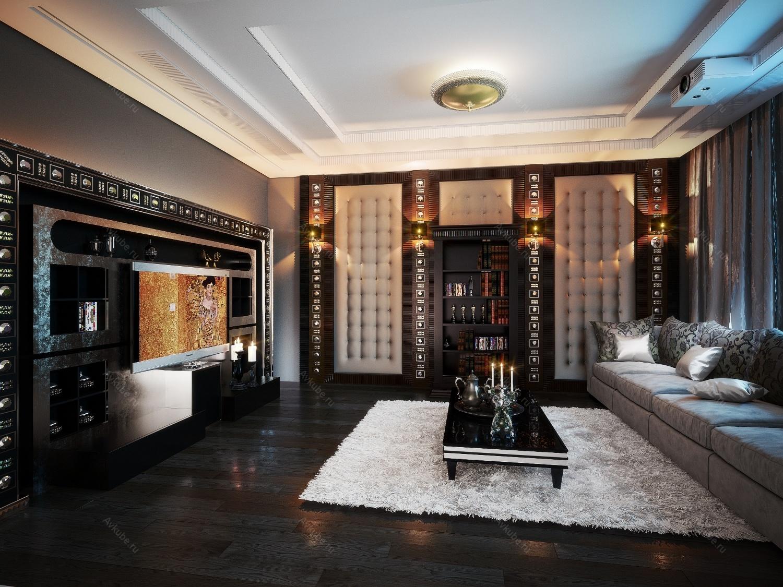 Квартиры с эксклюзивным дизайном Пятикомнатная квартира с эксклюзивным дизайном